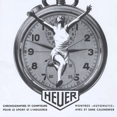 Cronógrafo TAG Heuer 1920