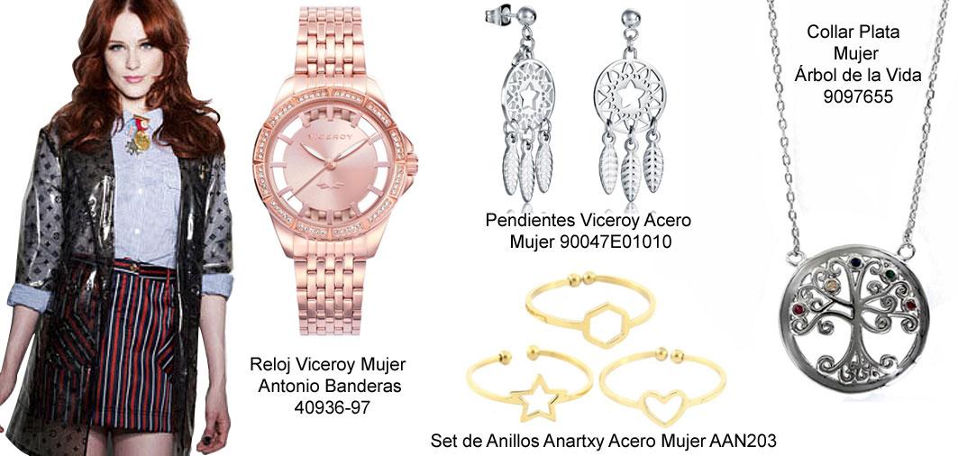 Las joyas y relojes con calados son el toque definitivo que buscabas