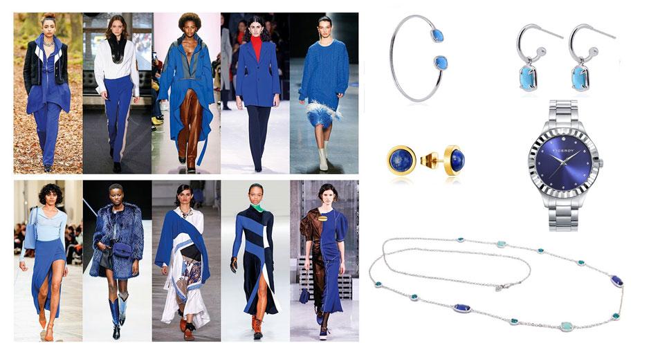tendencia azul