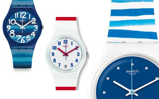 Relojes de inspiración marina
