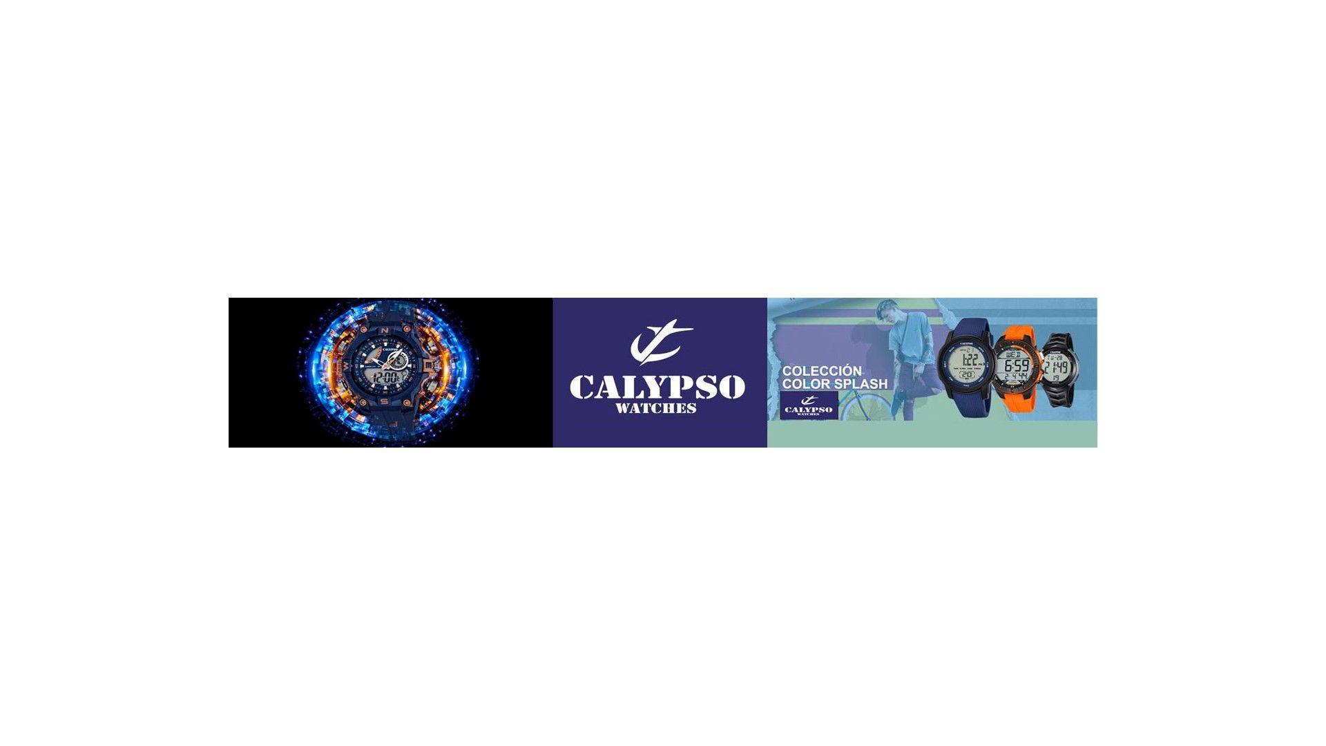 Relojes Calypso Hombre Comprar online - Marjoya