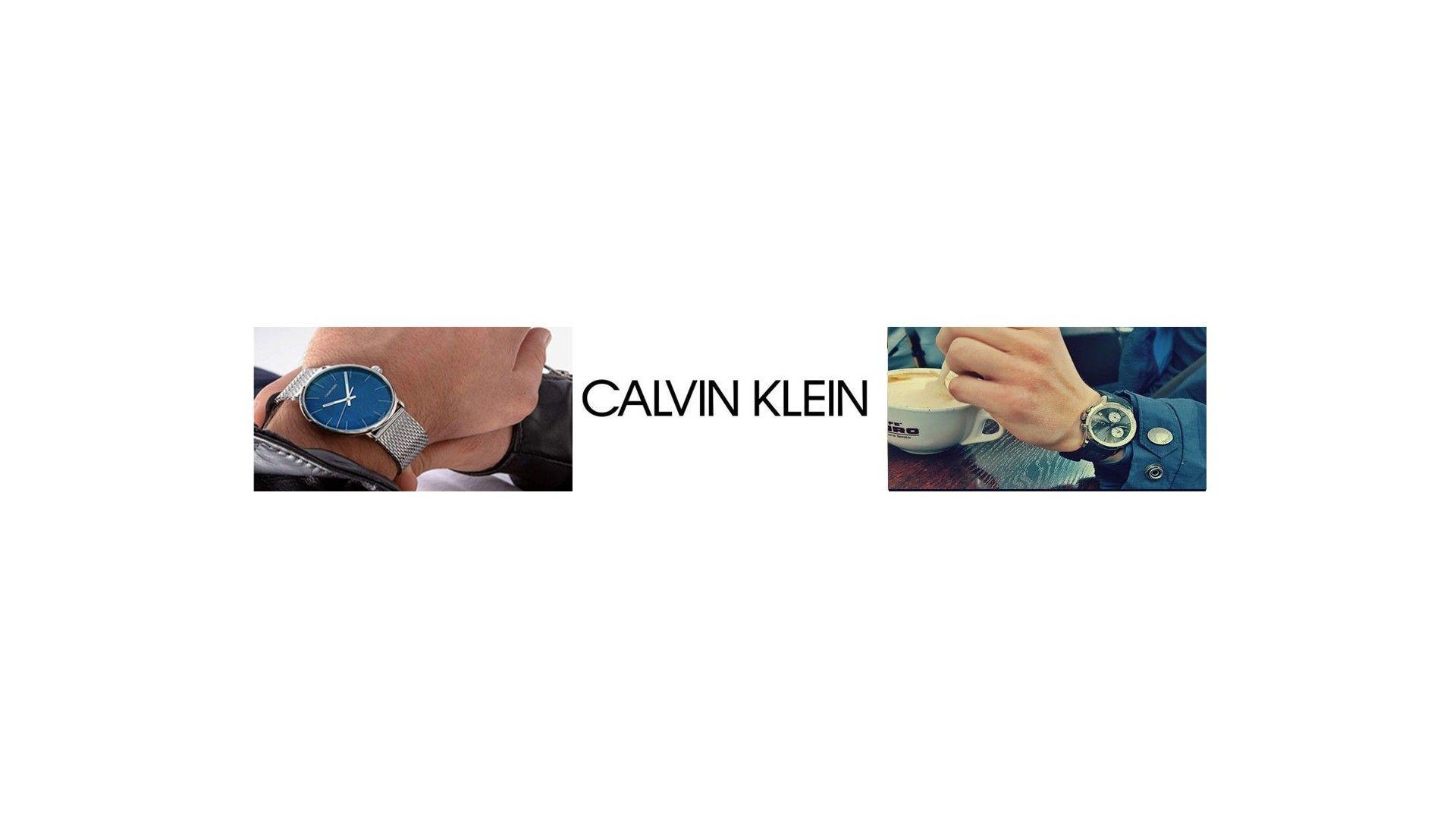 Relojes Calvin Klein hombre