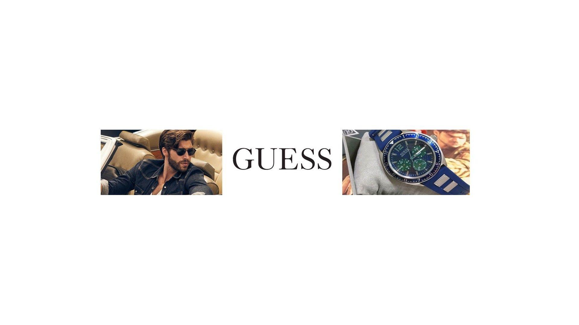 Relojes Guess Hombre