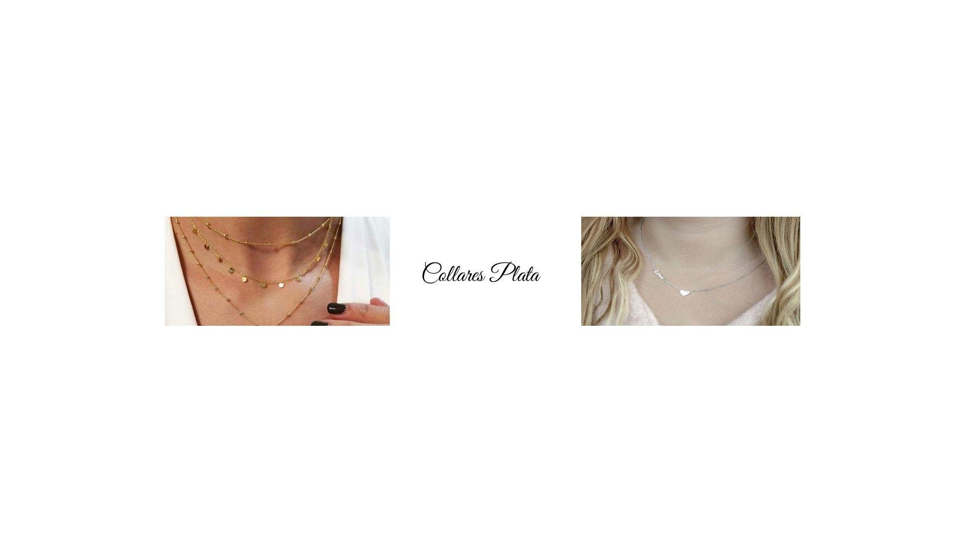 Ofertas en Collares de plata