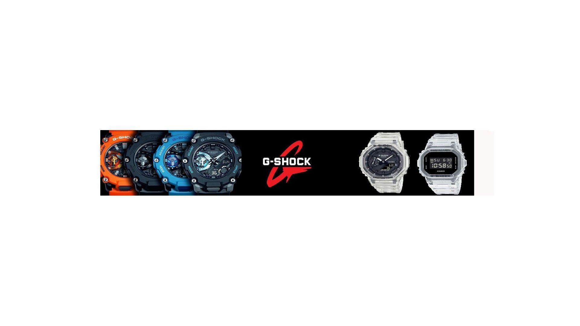 Relojes Casio G-Shock - Venta online
