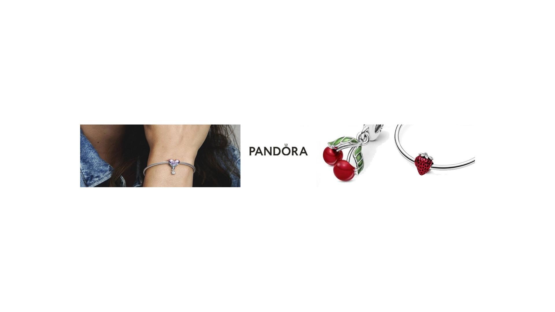 Abalorios Esmalte Pandora
