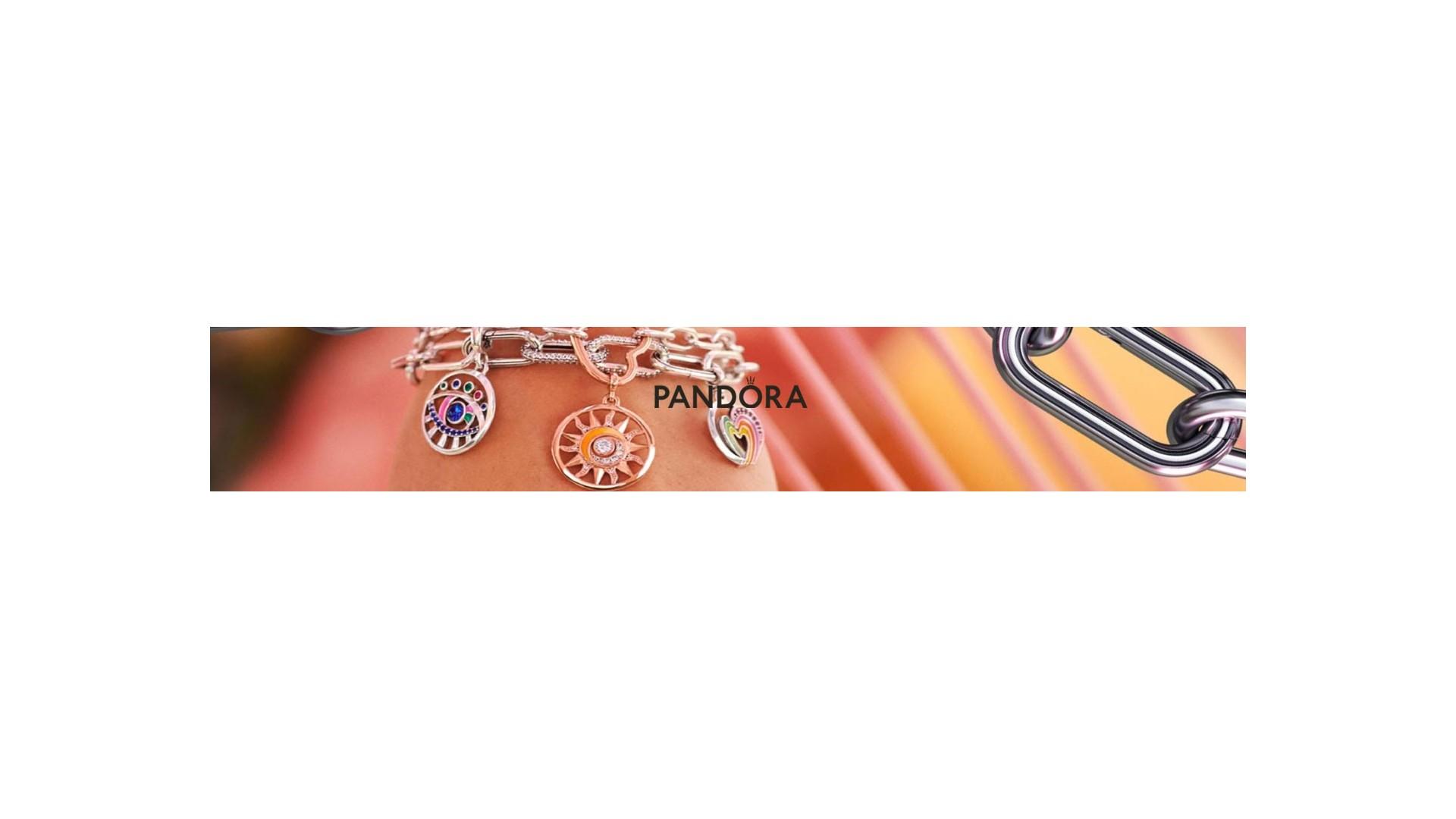 Accesorios Pandora de plata