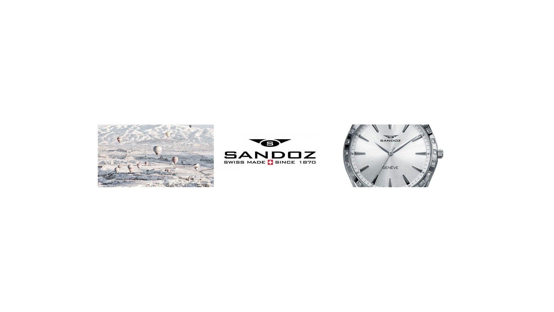 Relojes Sandoz - Comprar online