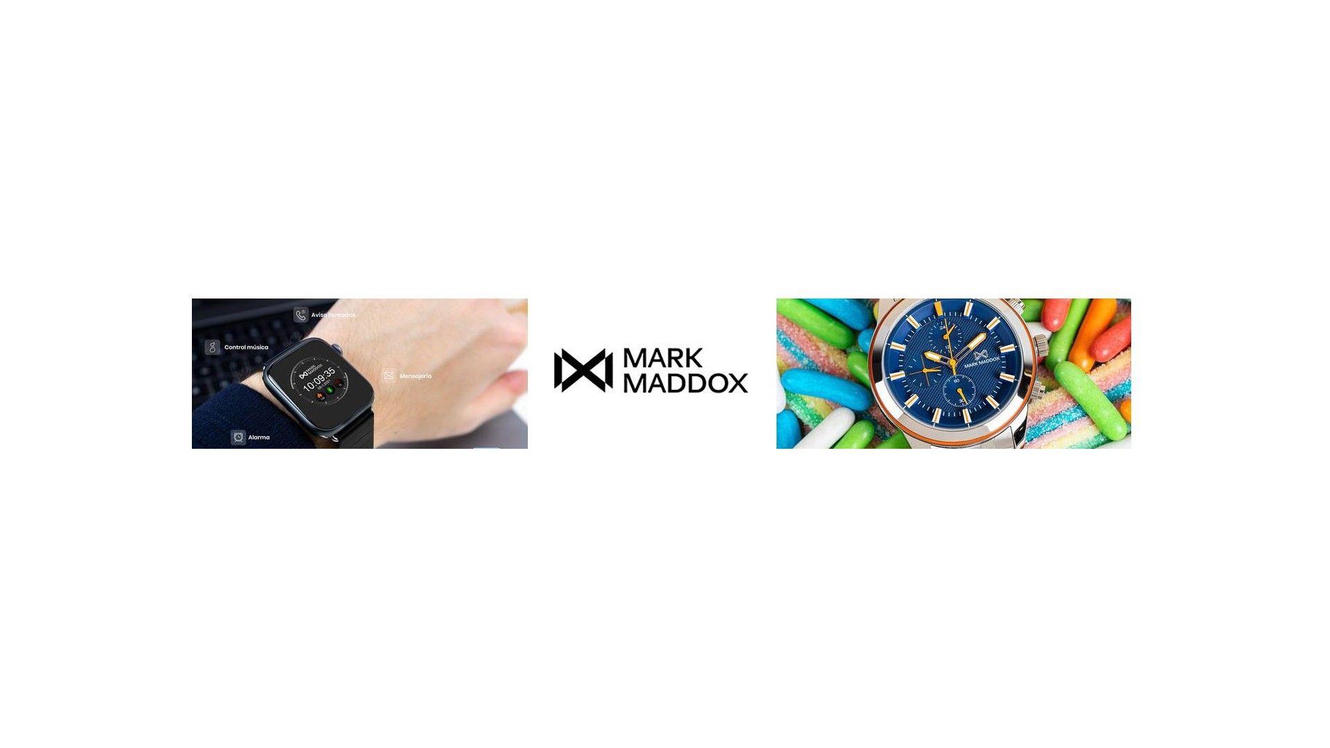 Relojes Mark Maddox Hombre