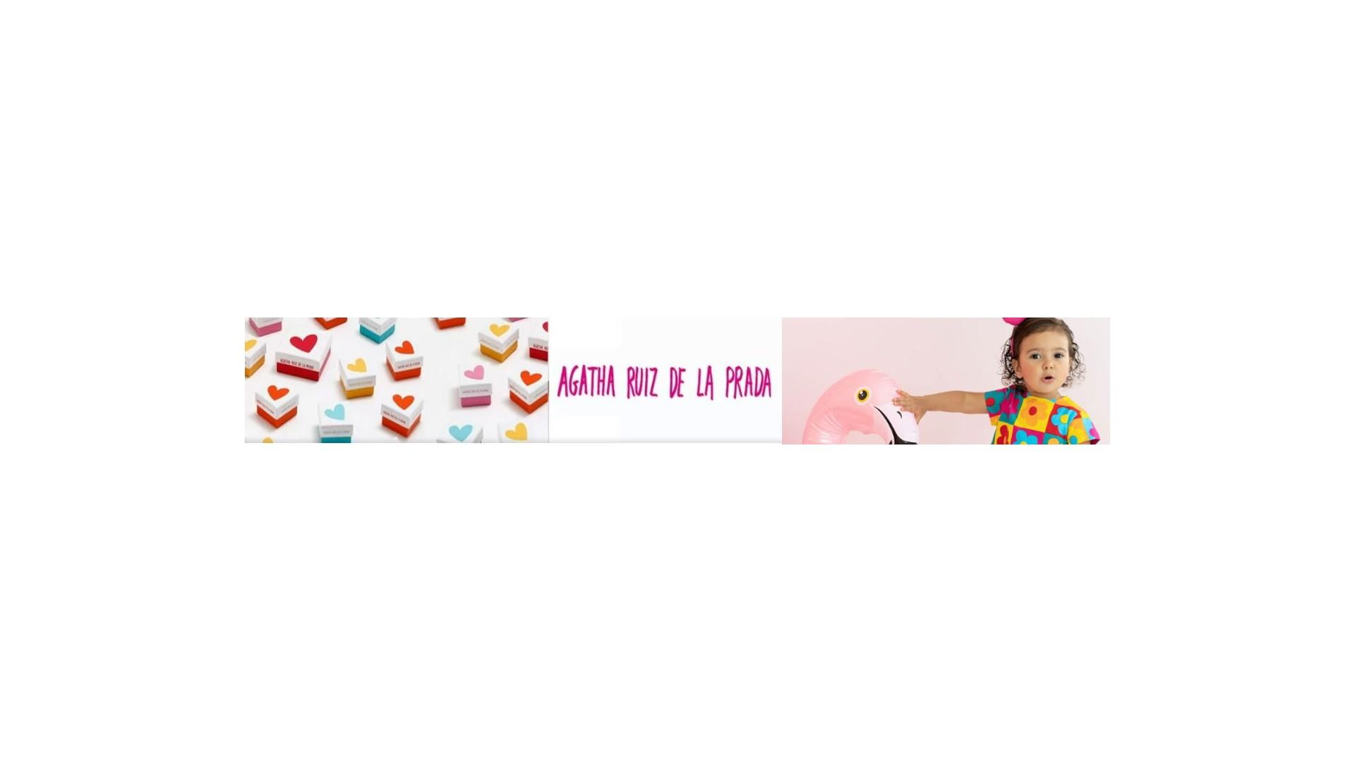 Joyas Agatha Ruiz de la Prada para niñas de plata