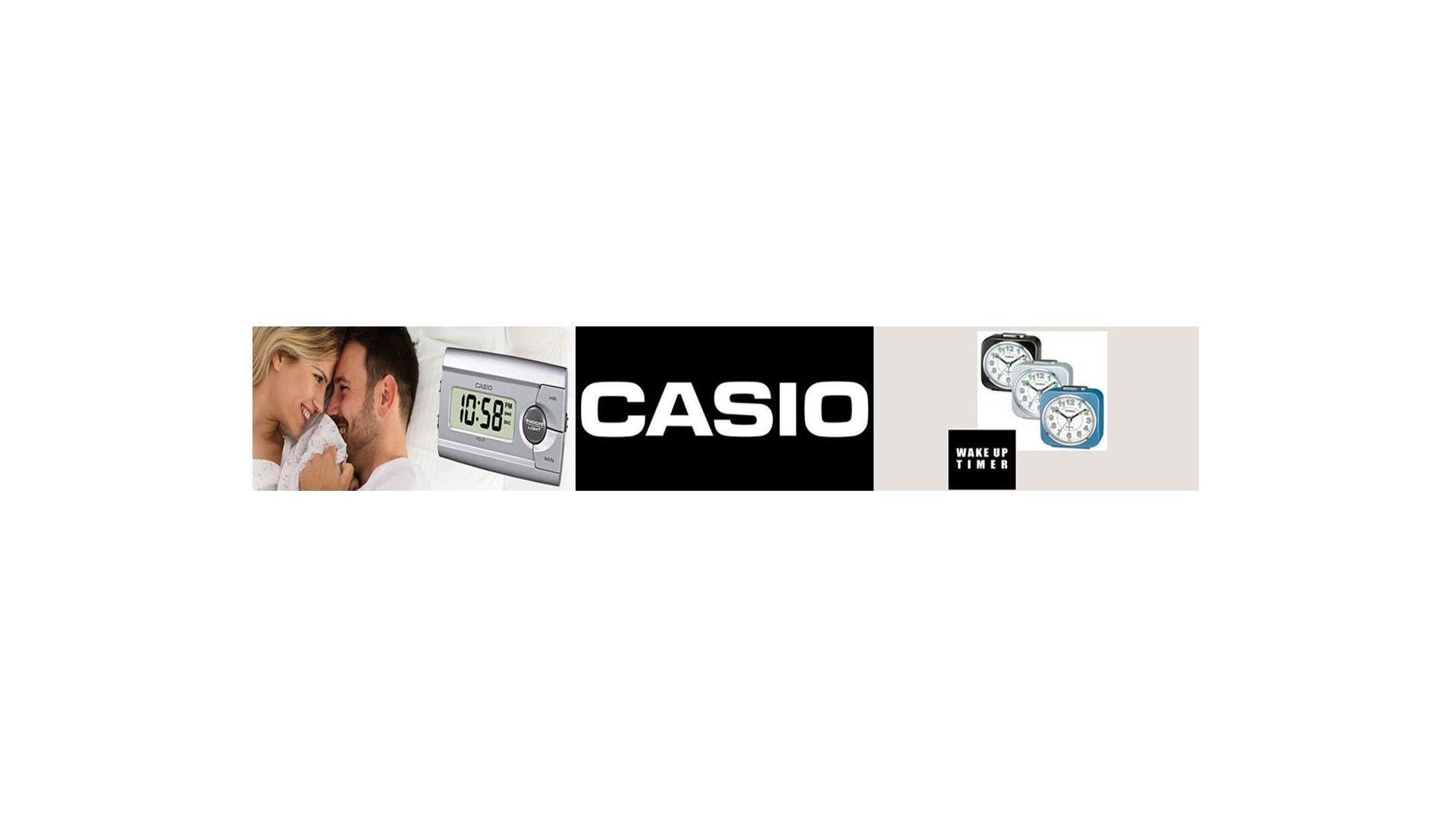 Despertadores Casio - Venta online