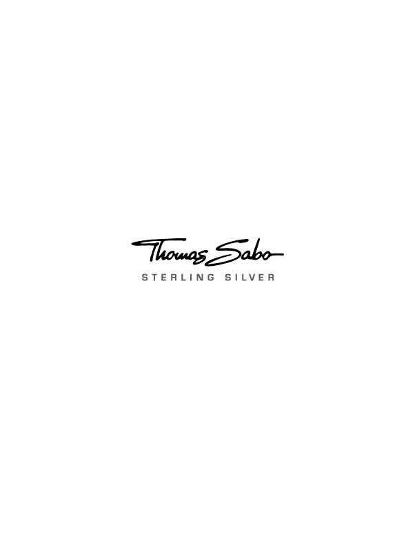 COLGANTE/CHARM THOMAS SABO PLATA TREBOL 0050-001-12