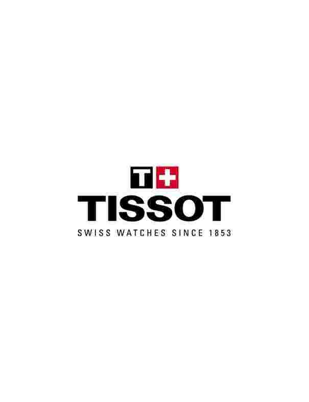 Reloj Tissot Acero Crono Hombre T0356171105100